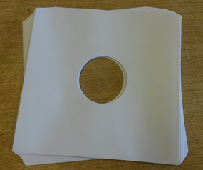 LP Innenhuellen - 10 Stück ohne Fütterung