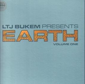 LTJ Bukem - Earth Volume 1