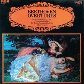 Ludwig Van Beethoven - Overtures