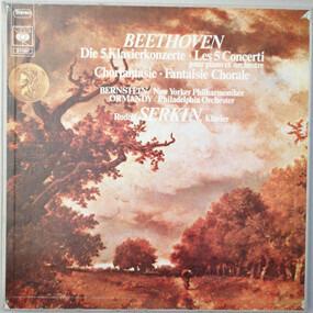 Ludwig Van Beethoven - Die Fünf Klavierkonzerte / Chorfantasie C-moll Op. 80