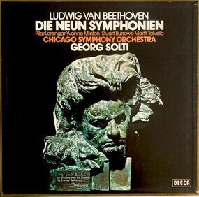 Ludwig Van Beethoven - die neun symphonien