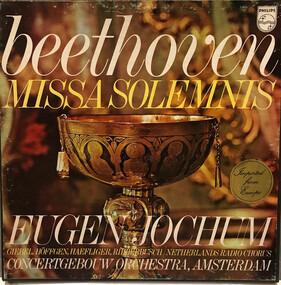 Ludwig Van Beethoven - Missa Solemnis