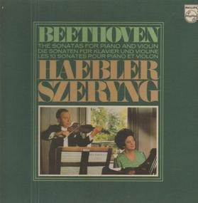 Beethoven - The Complete Sonatas For Piano And Violin
