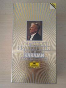 Ludwig Van Beethoven - 9 Symphonien, Ouvertüren