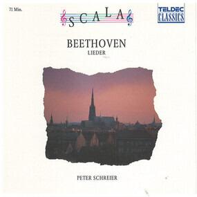 Ludwig Van Beethoven - Lieder