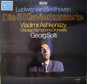 Ludwig Van Beethoven - Die 5 Klavierkonzerte