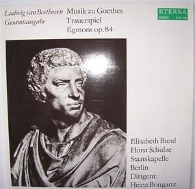 Ludwig Van Beethoven - Musik zu Goethes Trauerspiel Egmont op.84