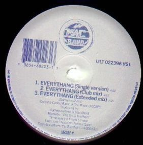 The Mac Band Featuring the McCampbell Brothers - Everythang