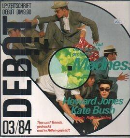 The Madness - Debüt LP / Zeitschrift Ausgabe 4