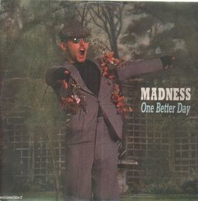 The Madness - One Better Day