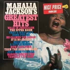 Mahalia Jackson - Mahalia Jackson's Greatest Hits