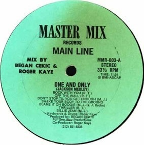 Main Line - One And Only (Jackson Medley)