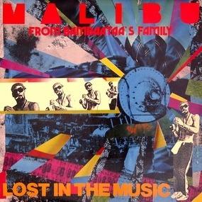 Malibu - Lost In The Music