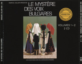 Marcel Cellier - Le mystere des voix bulgares
