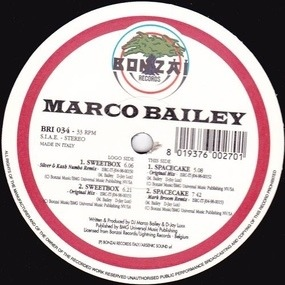 Marco Bailey - Sweetbox