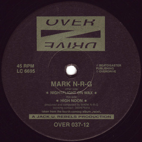 Mark NRG - Nightflight on Wax / High Noon