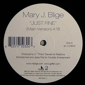 Mary J. Blige - Just Fine