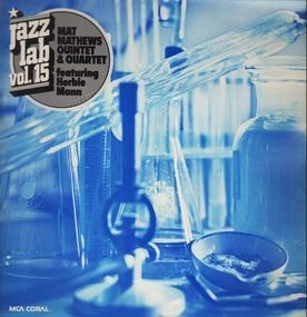 Herbie Mann - Jazz Lab Vol. 15