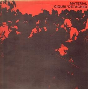Material - Ciquri / Detached