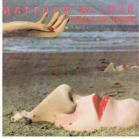 Matthew Wilder - Break My Stride / Instrumental