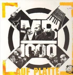 MB 1000 - Auf Platte