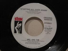 Mel & Tim - Starting All Over Again