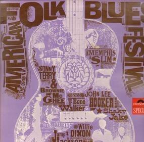 Memphis Slim - The Original American Folk Blues Festival
