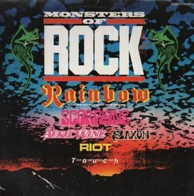 Rainbow - Monsters of Rock