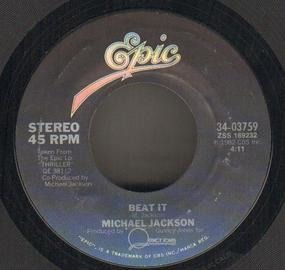 Michael Jackson - Beat It / Get on the floor