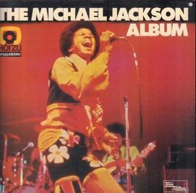 Michael Jackson - The Michael Jackson Album
