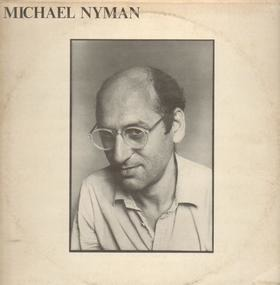 Michael Nyman - Untitled