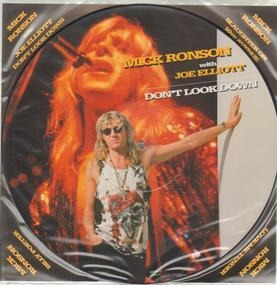 Mick Ronson - Don't Look Down
