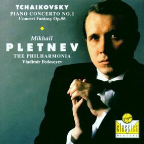 Pyotr Ilyich Tchaikovsky - Piano Concerto No. 1 / Concert Fantasy Op. 56