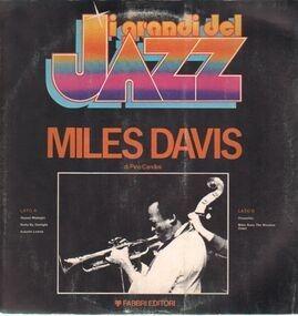 Miles Davis - I Grandi Del Jazz