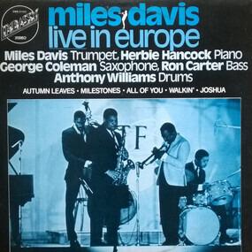 Miles Davis - Live In Europe