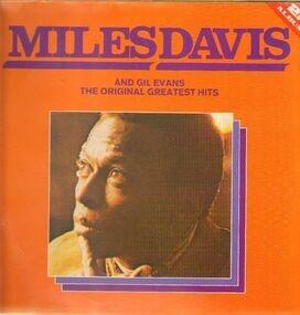 Miles Davis - The Original Greatest Hits