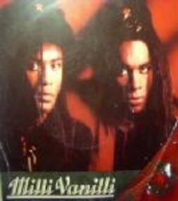 Milli Vanilli - Amiga Quartett
