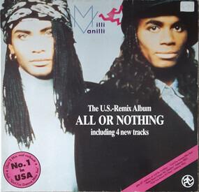 Milli Vanilli - All Or Nothing - The U.S. Remix Album