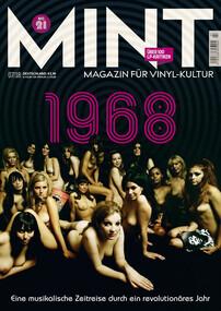 MINT _ Magazin für Vinyl-Kultur - Ausgabe 21 - 07/18