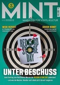 MINT _ Magazin für Vinyl-Kultur - Ausgabe 3 - 04/16