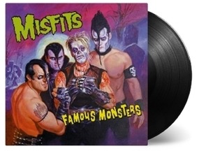 The Misfits - Famous Monsters