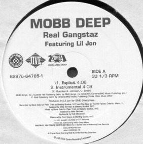 Mobb Deep - Real Gangstaz