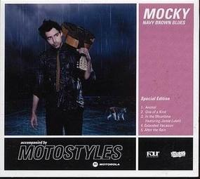 Mocky - Navy Brown Blues - Special Edition