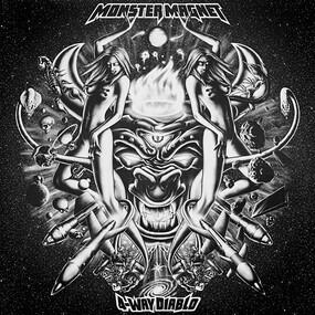 Monster Magnet - 4-Way Diablo
