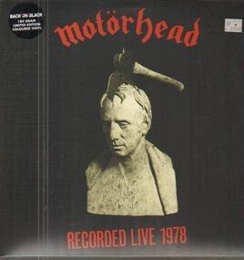 Motörhead - What's Wordsworth - Recorded Live 78