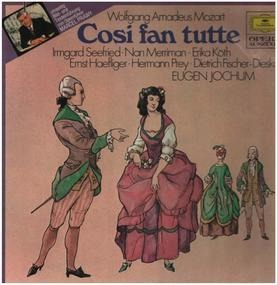 Wolfgang Amadeus Mozart - Cosi fan tutte,, Jochum, Berliner Philh, RIAS Kammerchor
