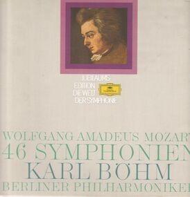 Wolfgang Amadeus Mozart - 46 Symphonien