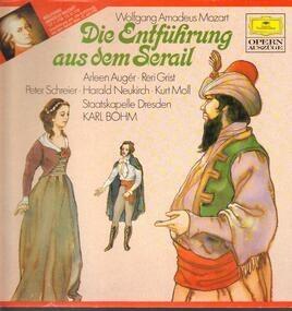 Wolfgang Amadeus Mozart - Die Entführung Aus Dem Serail