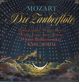 Wolfgang Amadeus Mozart - Die Zauberflöte,, Wiener Philh, Karl Böhm