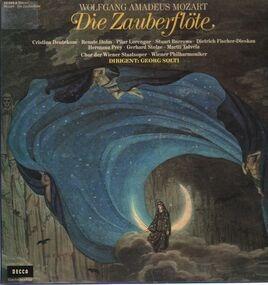 Wolfgang Amadeus Mozart - Die Zauberflöte, Wien, Solti